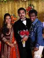 Actor Mithun Wedding Reception (4)