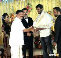 Actor Mithun Wedding Reception (9)