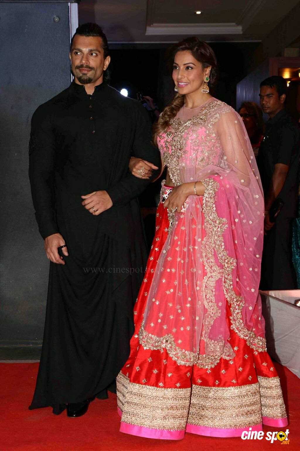 Neil Nitin Mukesh Marriage Reception (27)