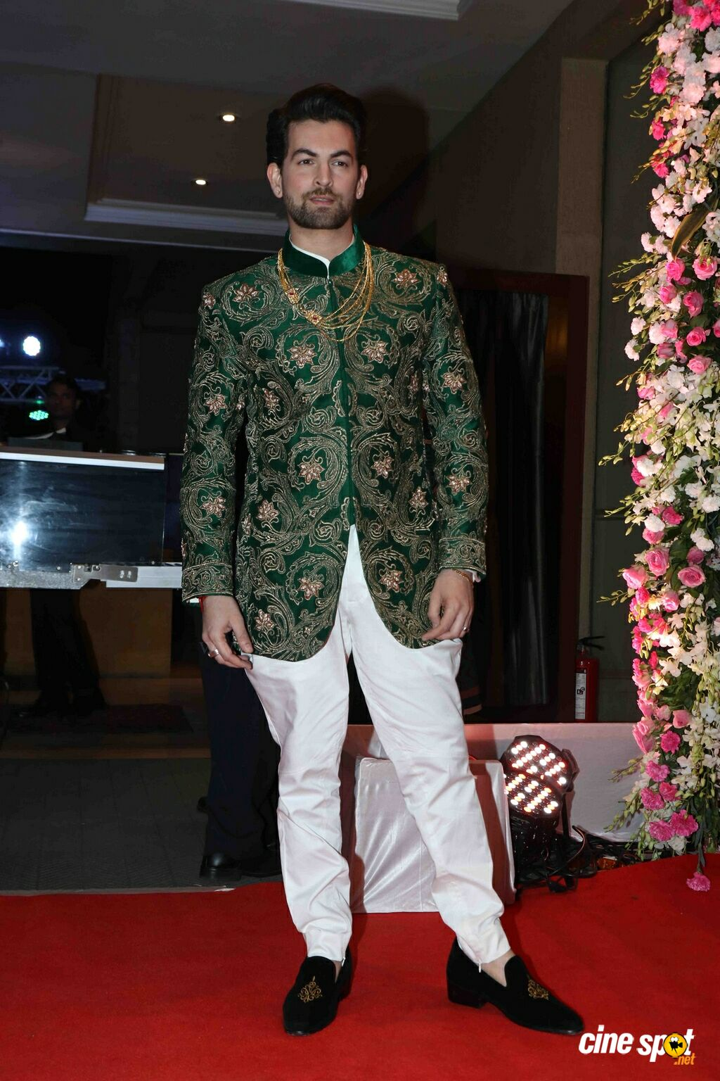 Neil Nitin Mukesh Marriage Reception (4)
