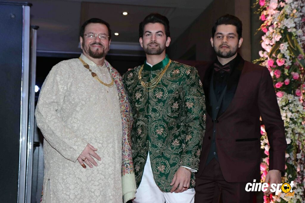 Neil Nitin Mukesh Marriage Reception (5)