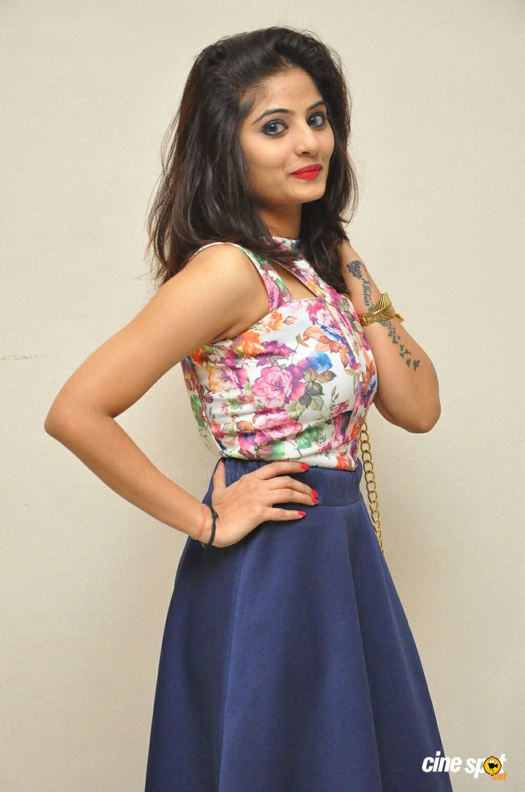 Mahi Rajput at Premam Short Film Preview Press Meet (8)