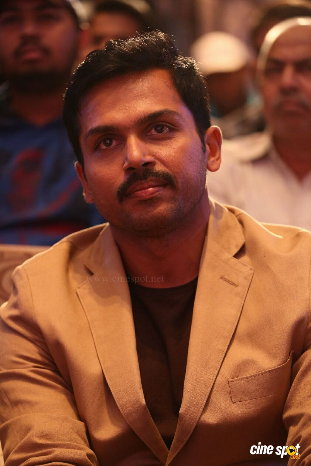 Karthi at Cheliyaa Audio Launch (2)