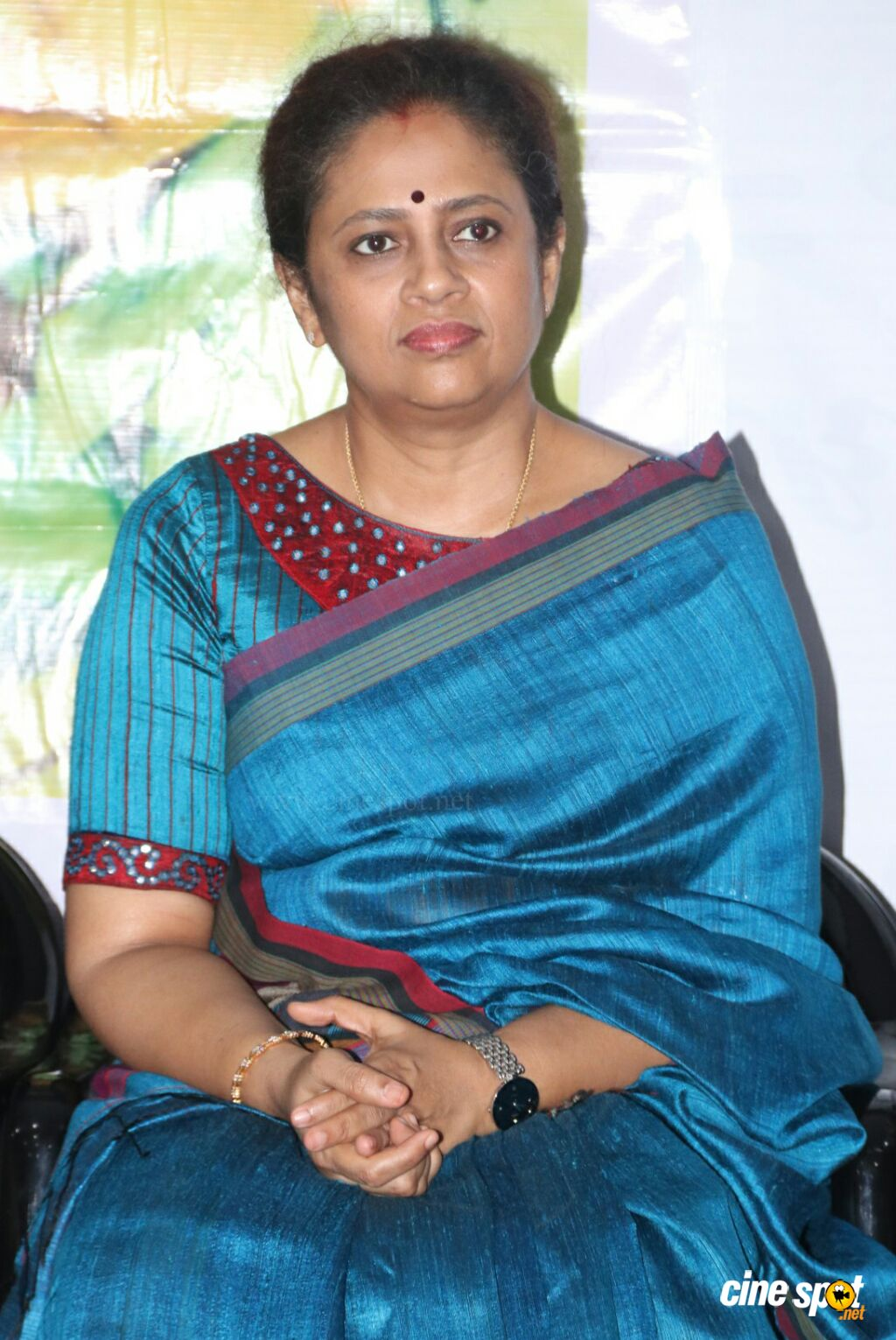 Lakshmy Ramakrishnan at World Social Work Day Celebrations (3)