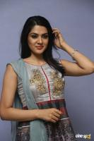Sakshi Chowdary at Oollo Pelliki Kukkala Hadavidi Press Meet (7)
