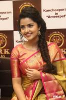 Anupama Parameswaran at VRK Silks Launch (25)
