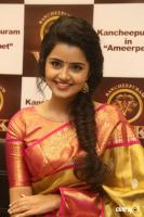 Anupama Parameswaran at VRK Silks Launch (28)