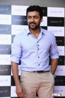 Suriya at Harris Jayaraj's Studio H Launch (3)