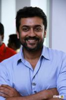 Suriya at Harris Jayaraj's Studio H Launch (4)