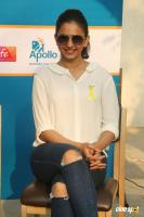 Rakul Preet Singh At Apollo Hospitals EndoMarch (12)