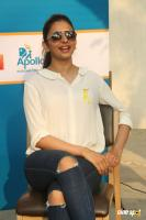 Rakul Preet Singh At Apollo Hospitals EndoMarch (9)