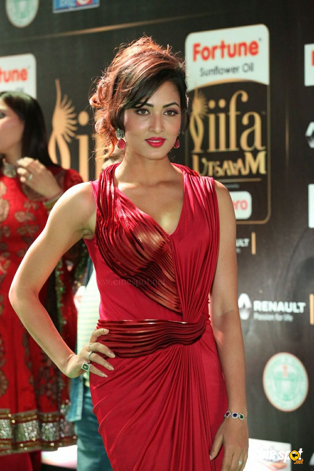 Vidisha at IIFA Utsavam 2017 (10)