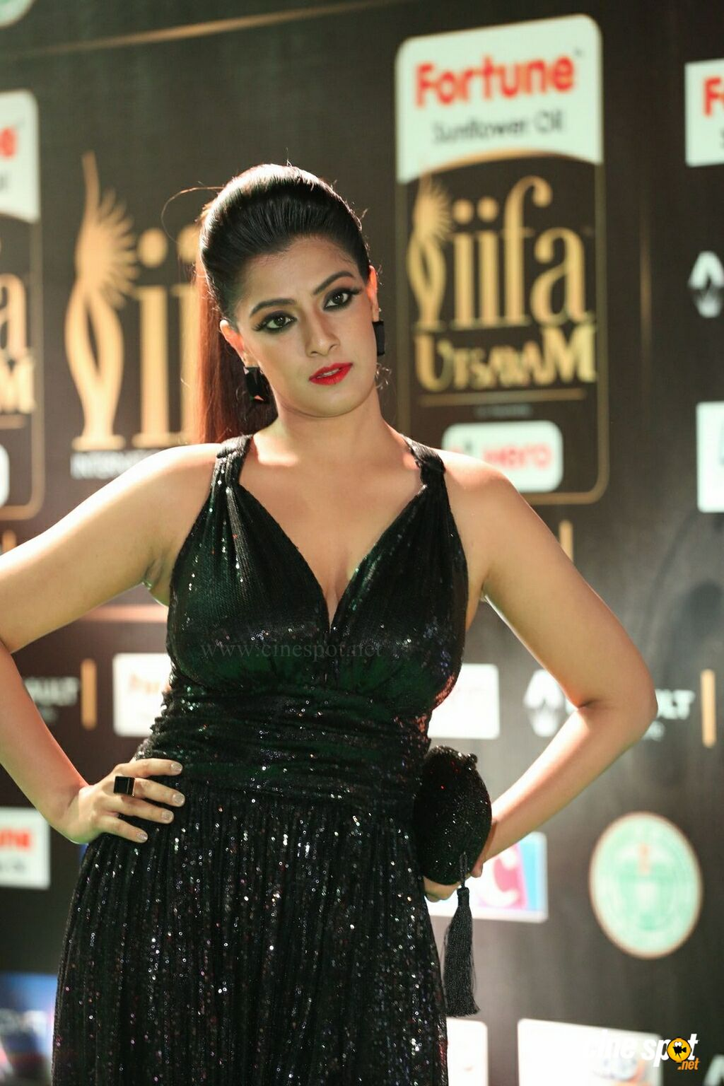 Varalaxmi at IIFA Utsavam 2017 (1)
