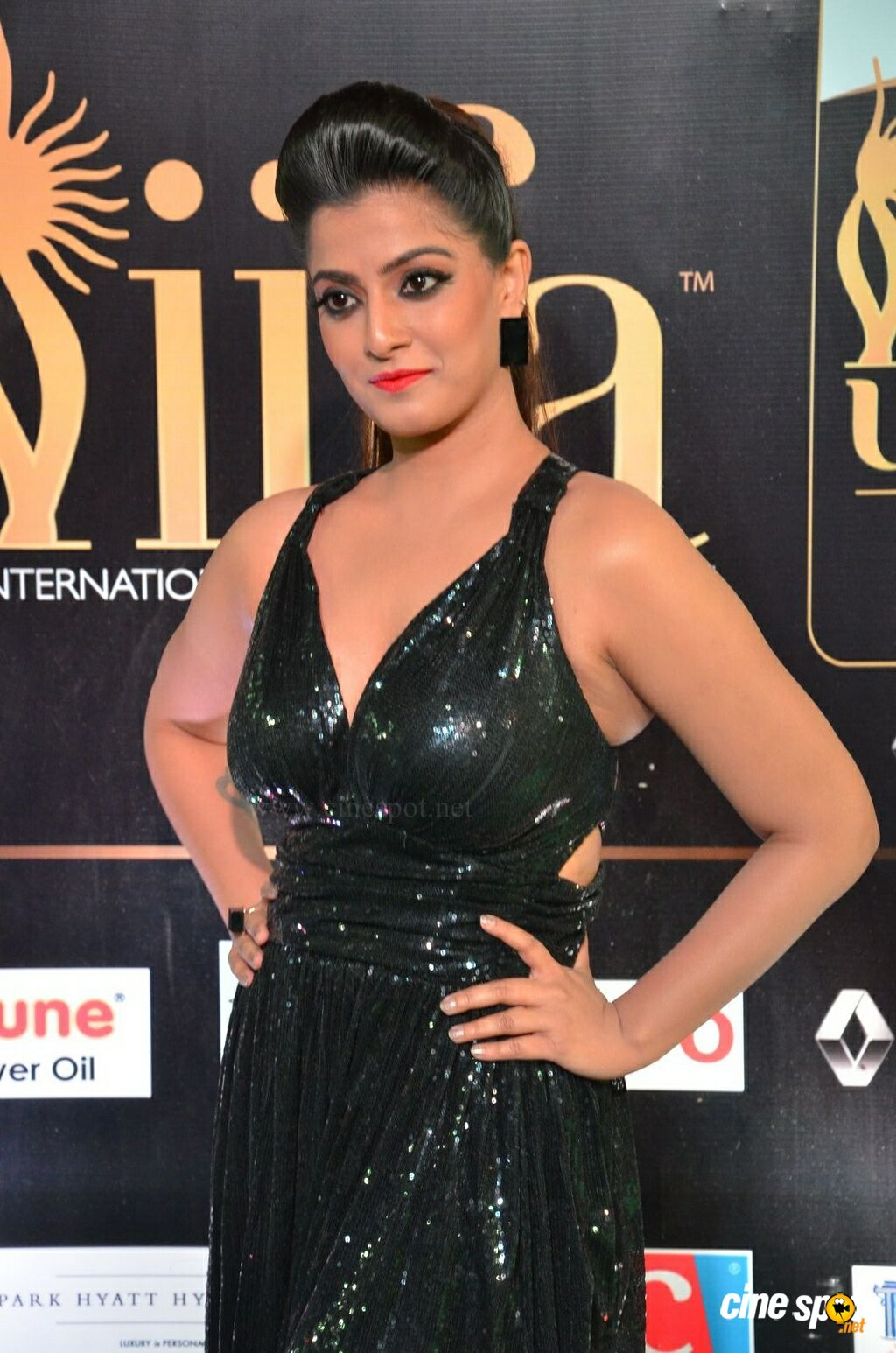 Varalaxmi at IIFA Utsavam 2017 (5)