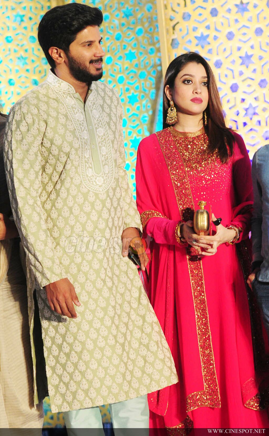 Maqbool Salmaan marriage photos (22)