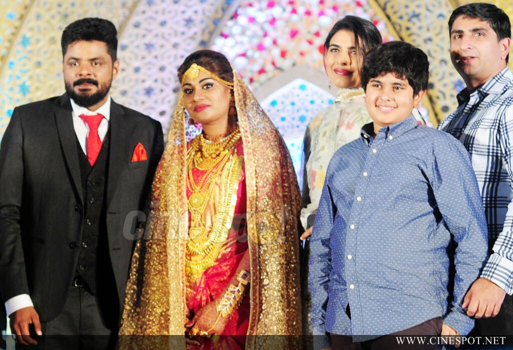 Maqbool Salmaan marriage photos (4)