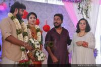 Dhyan sreenivasan Marriage photos