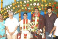 Film Producer Pazhaniappan Daughters wedding tamil event photos