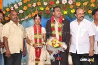 Film Producer Pazhaniappan Daughters wedding event photos (50)