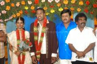 Film Producer Pazhaniappan Daughters wedding event photos (51)