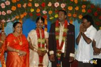 Film Producer Pazhaniappan Daughters wedding event photos (56)