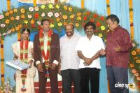 Film Producer Pazhaniappan Daughters wedding event photos (65)