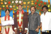 Film Producer Pazhaniappan Daughters wedding event photos (66)