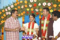 Film Producer Pazhaniappan Daughters wedding event photos (67)