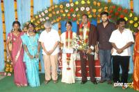 Film Producer Pazhaniappan Daughters wedding event photos (8)