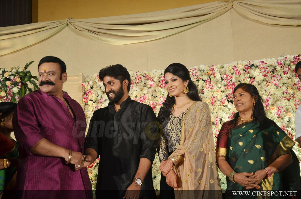 Dhyan Sreenivasan Wedding reception (126)
