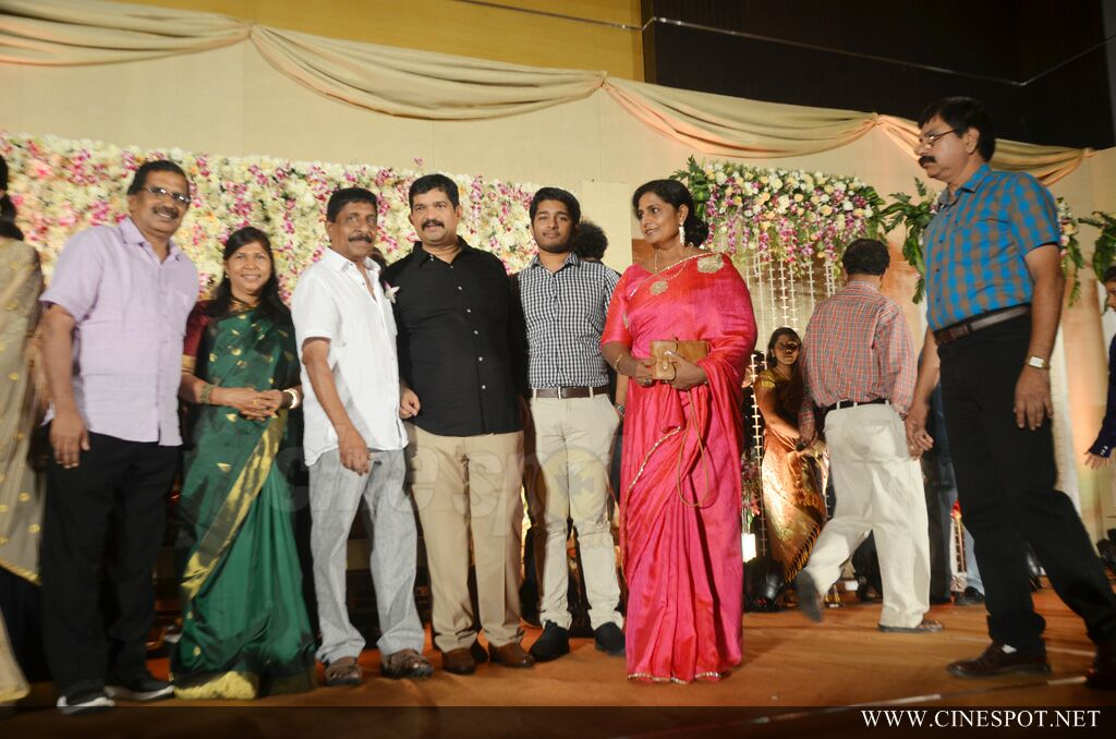 Dhyan Sreenivasan Wedding reception (254)