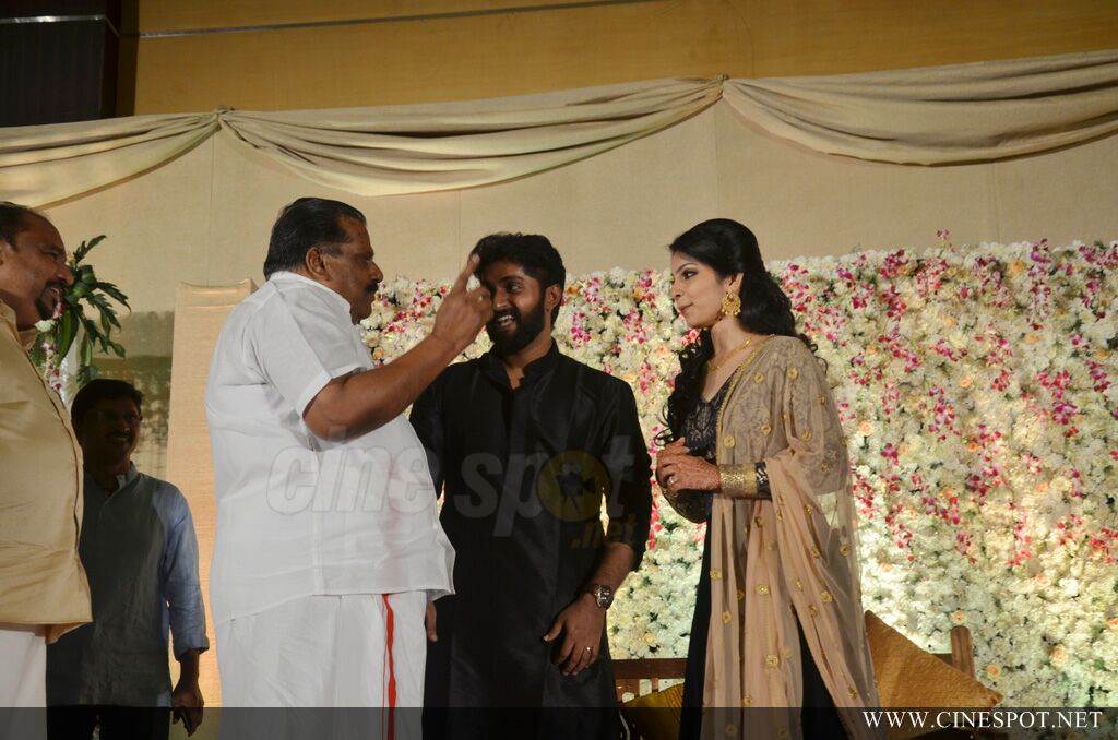 Dhyan Sreenivasan Wedding reception (264)
