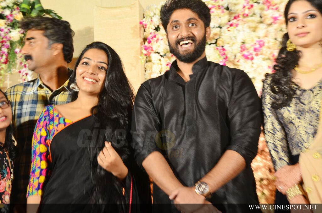 Dhyan Sreenivasan Wedding reception (15)