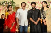 Dhyan Sreenivasan Wedding reception (18)