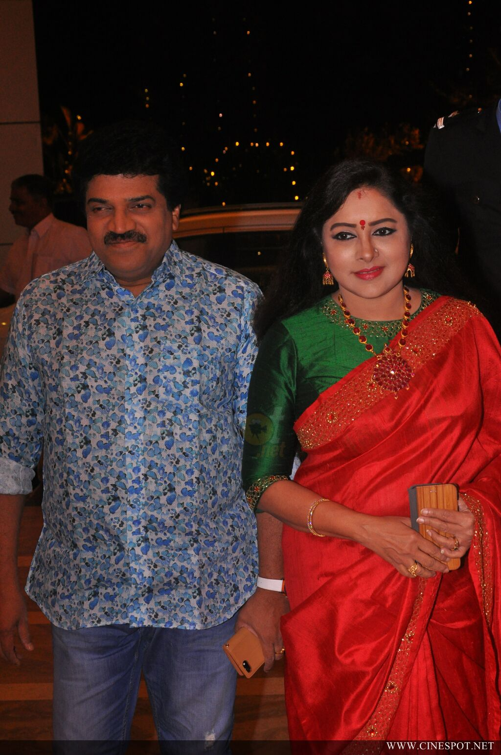 Dhyan Sreenivasan Wedding reception (33)