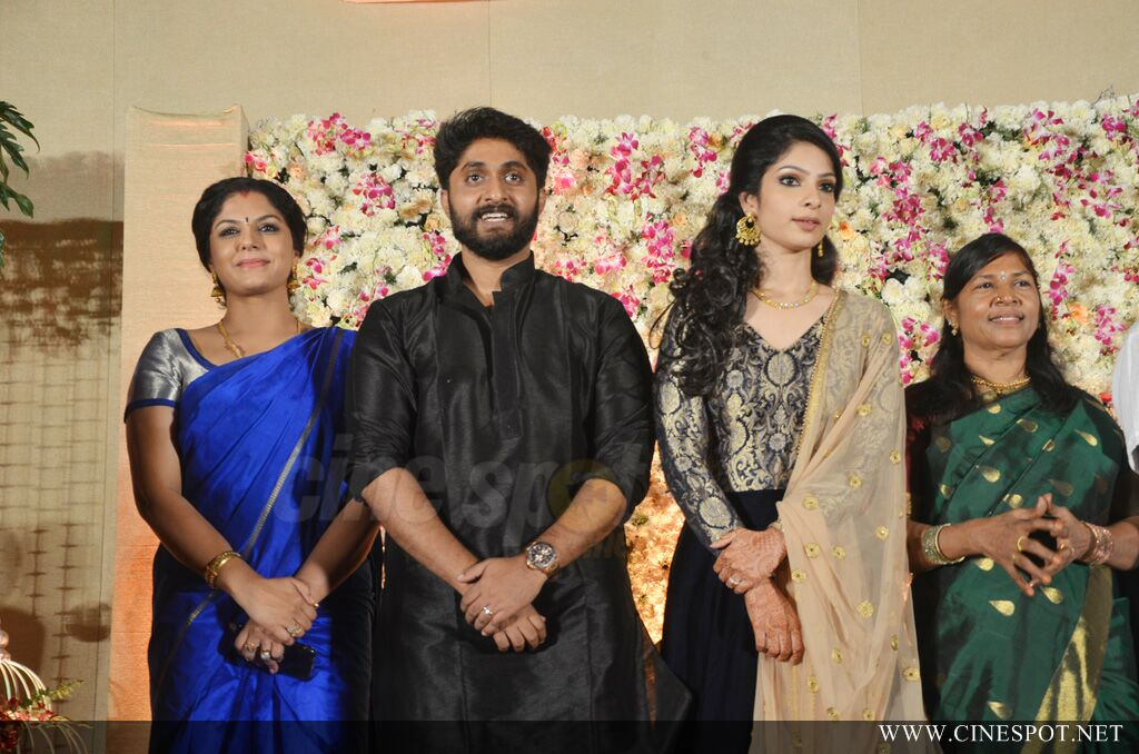 Dhyan Sreenivasan Wedding reception (34)
