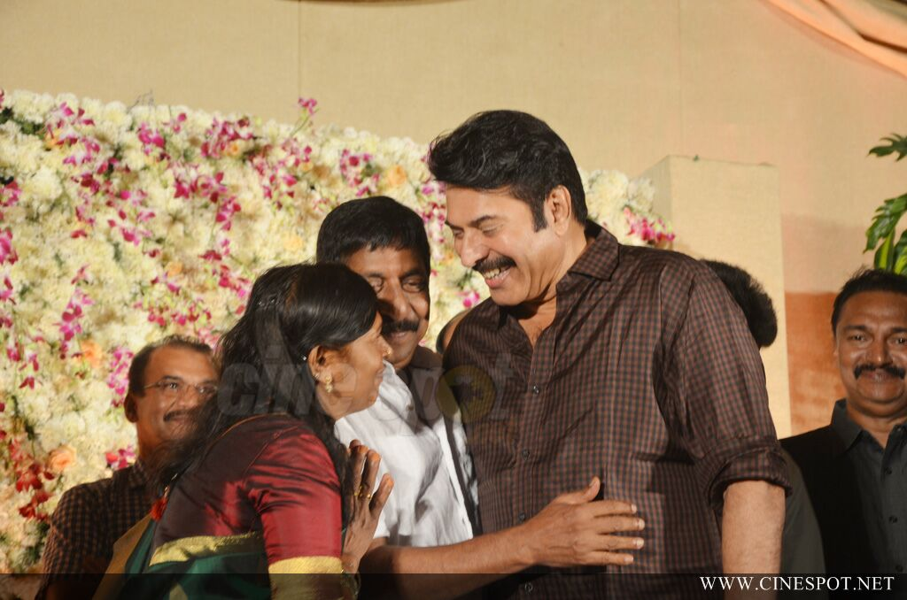 Dhyan Sreenivasan Wedding reception (38)