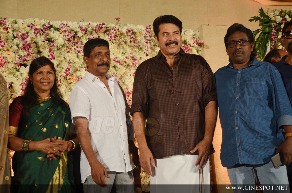 Dhyan Sreenivasan Wedding reception (43)