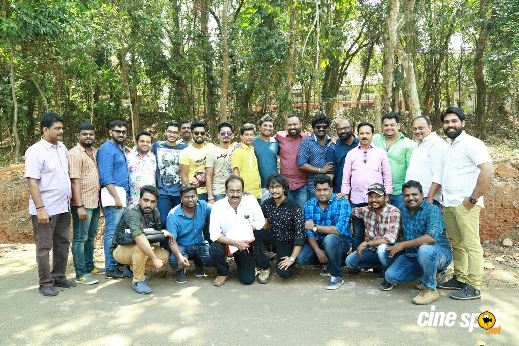 Chunkzz Movie Pooja (19)