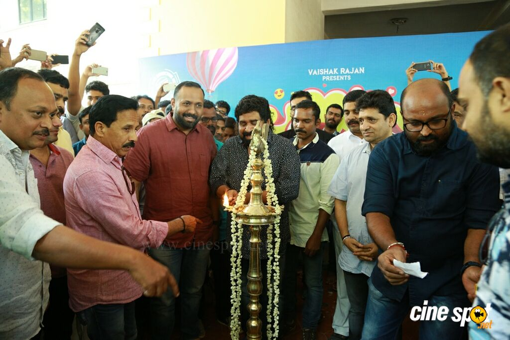Chunkzz Movie Pooja (35)