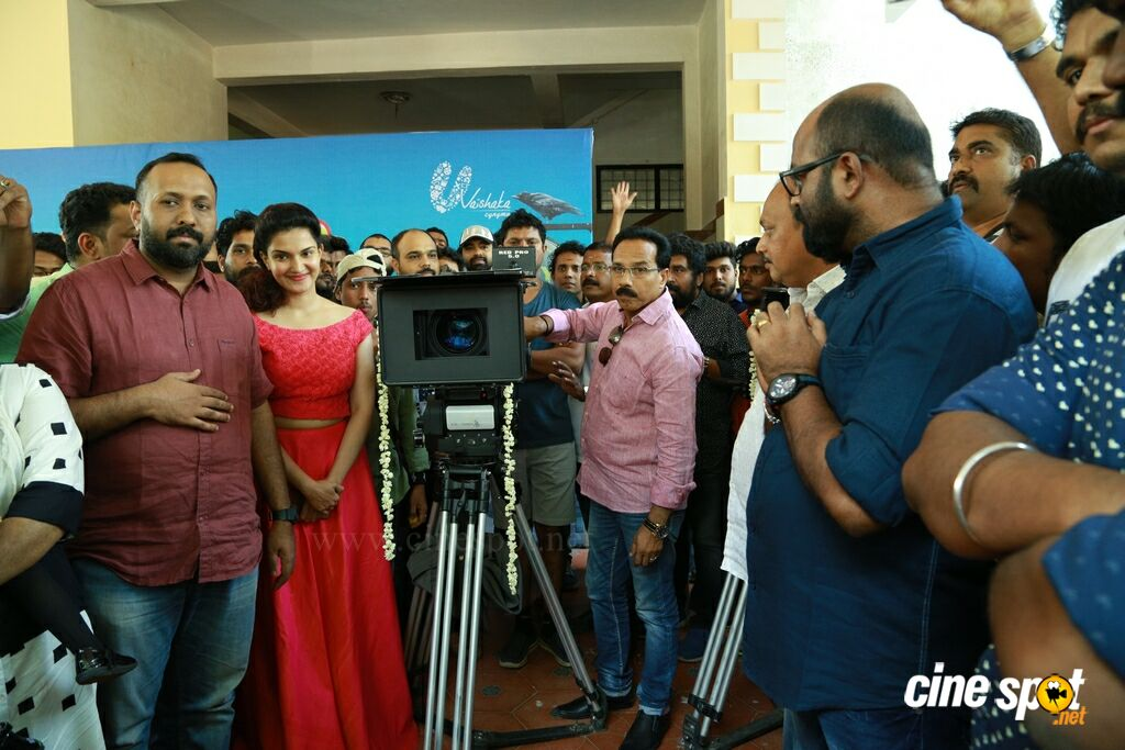 Chunkzz Movie Pooja (9)