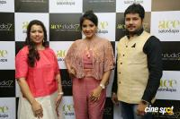 Sakshi Agarwal Inaugurates Ace Studioz Salon & Spa Photos