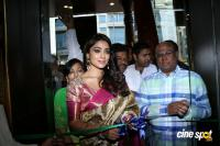 Shriya Launches VRK Silks At Himatnagar Photos