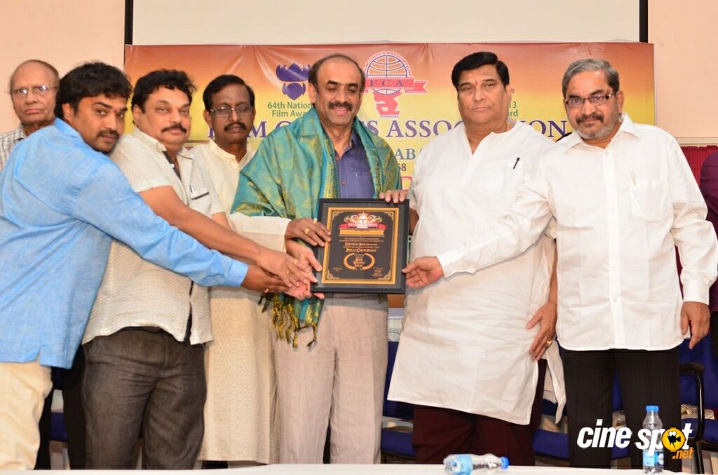 FCA Felicitates National & Nandi Award Winners (66)