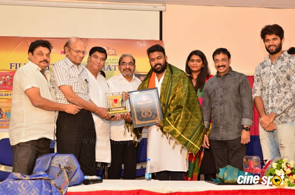 FCA Felicitates National & Nandi Award Winners (76)