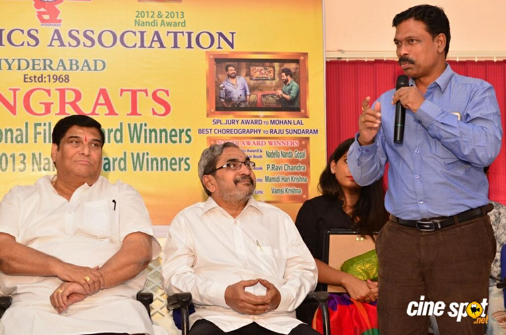 FCA Felicitates National & Nandi Award Winners (80)