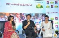 Quaker & Smile Foundation Feed A Child Event Photos