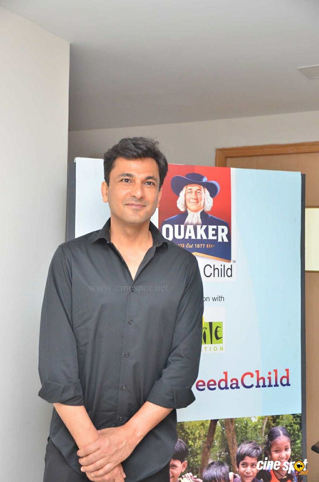 Quaker & Smile Foundation Feed A Child Event (3)