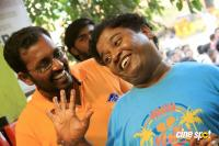 Theru Naaigal Movie Working Stills