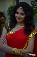 Shravya at Vilaiyattu Aarambam Audio Launch (6)